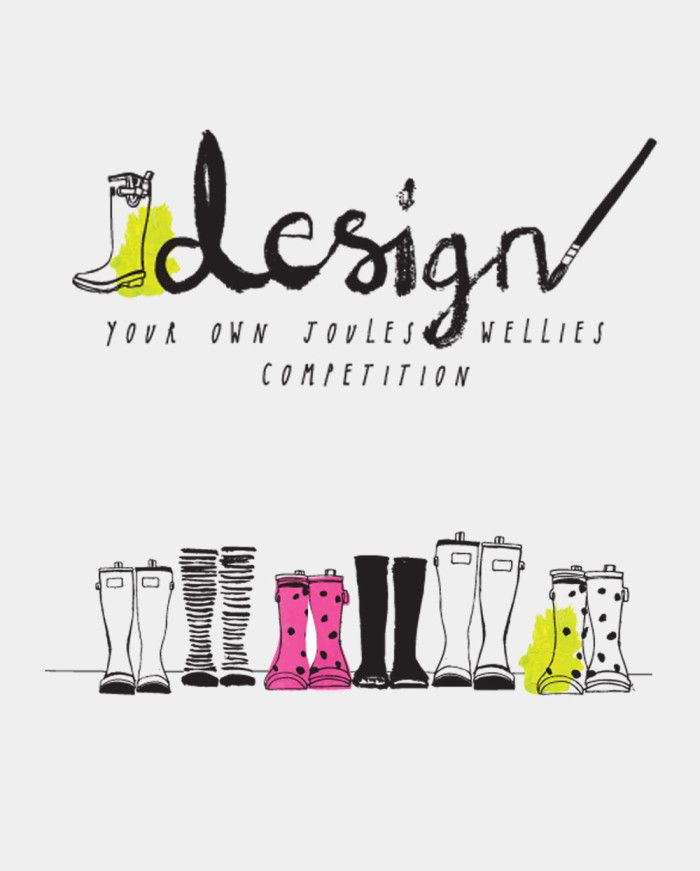 Design-Your-Own-Welly-Competition