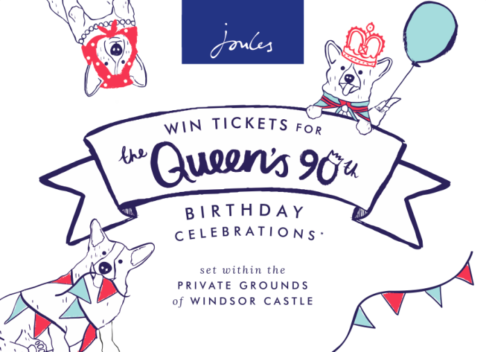 Win Tickets To The Queen's Birthday Celebrations