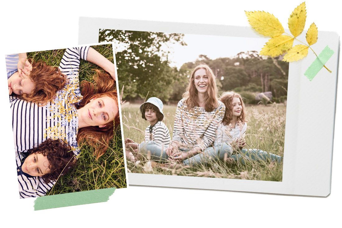 mother's day polaroids for Joules gift guide