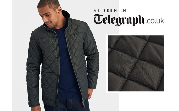 A true classic, this jacket is unfussy, lightweight and exceptionally warm. A great piece of outerwear for any man who likes a balance of style and practicality.