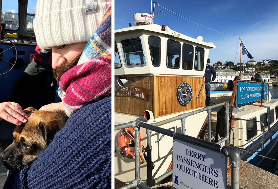 blogger twinkle diaries explores the cornish coast with her family