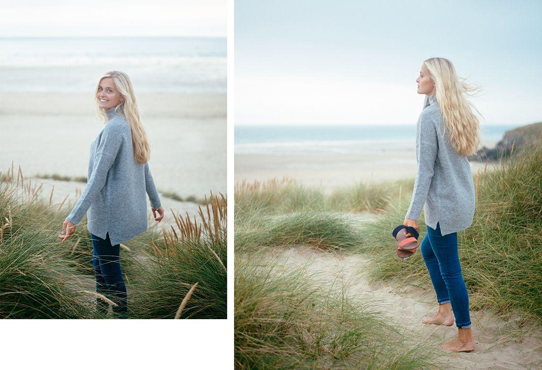 Joules coastal summer looks on the beach