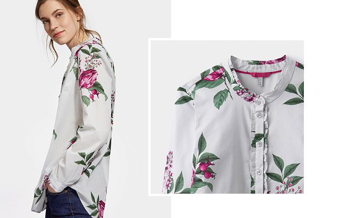 Joules New Season Botanical Prints inspired by nature
