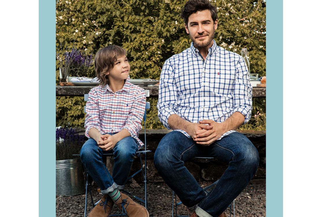 Have you met your match? This season we're introducing a few scaled-down styles that will be perfect for both you and your little one.