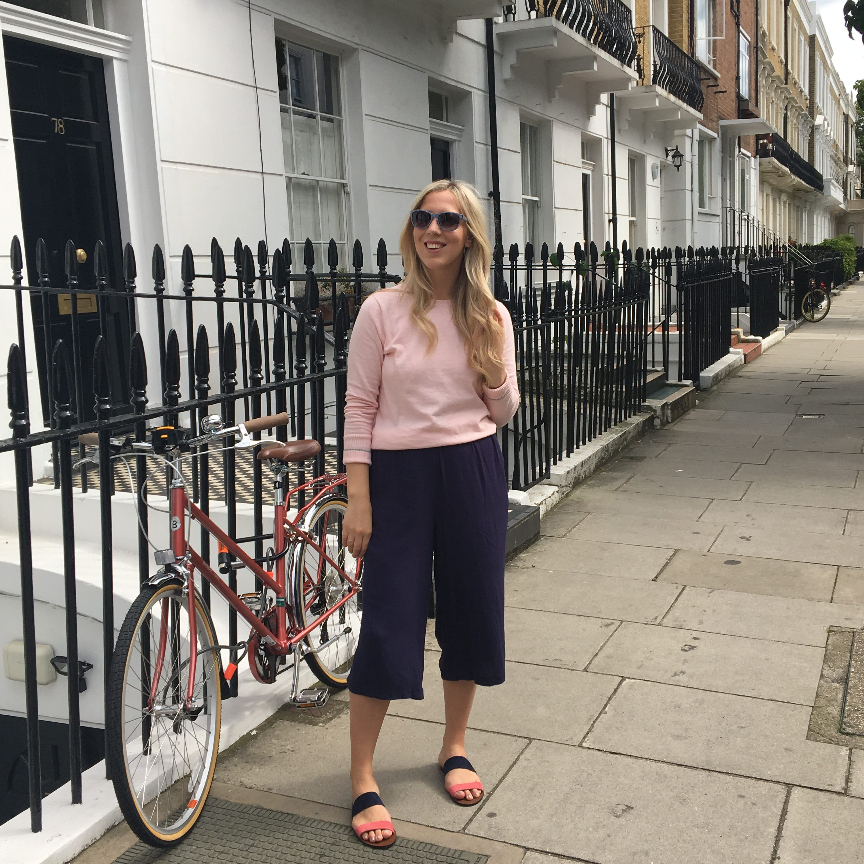A staple in my wardrobe year-round, a great pair of culottes can work seamlessly from day-to-night