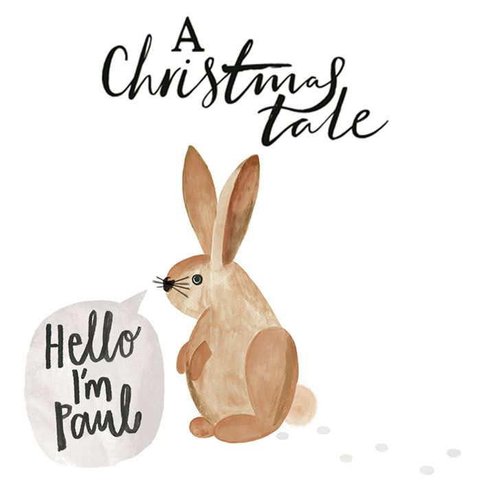 Paul stars in A Christmas Tale. A beautifully illustrated book that is available to buy at all joules stores and online at joules.com.