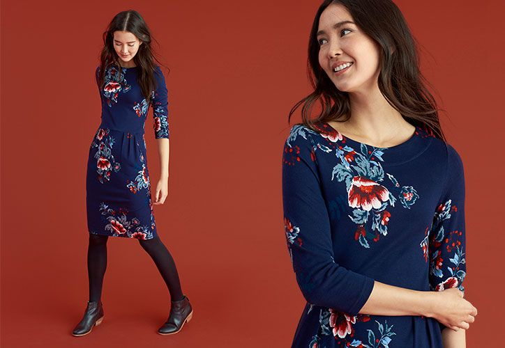 The season for a new dress (or two) is well on the way. With a host of occasions, from office parties to family dinners, with more than a few nights out throw in the mix, now's the time for thinking about easy-to-wear party dresses.