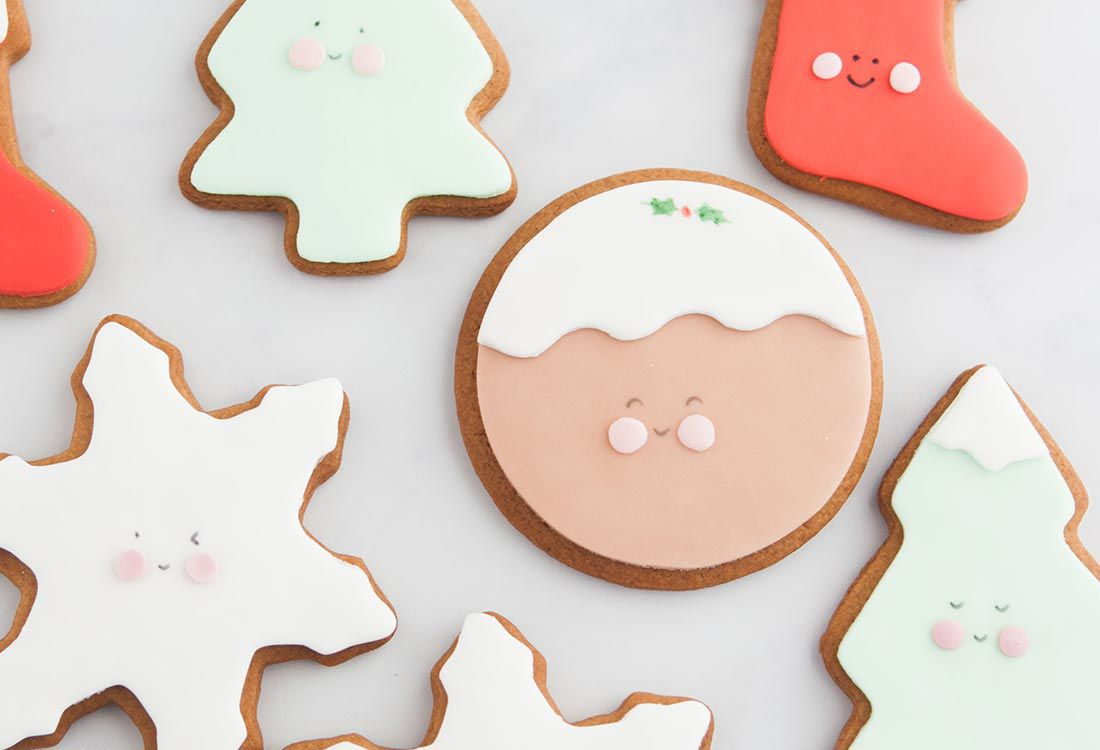 This Christmas, we've invited Honeywell Bakes to our stores to hold festive biscuit baking workshops. Find your nearest workshop here. We asked Rebecca from Honeywell Bakes to share a quick biscuit recipe for you to make during the festive season.