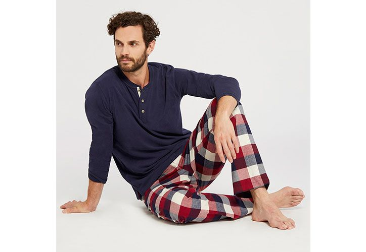 Shoes are swapped for your favourite slippers and the day's clothes discarded in favour of your warmest, most comfortable pyjamas.