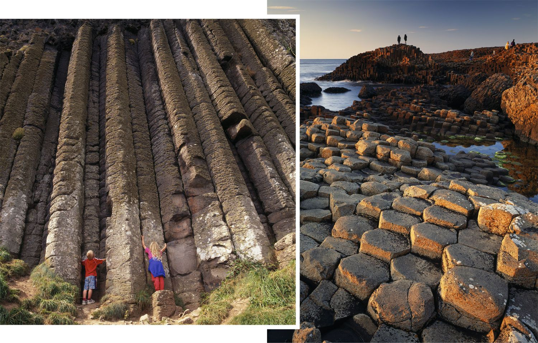 The Giant's Causeway County Antrim
