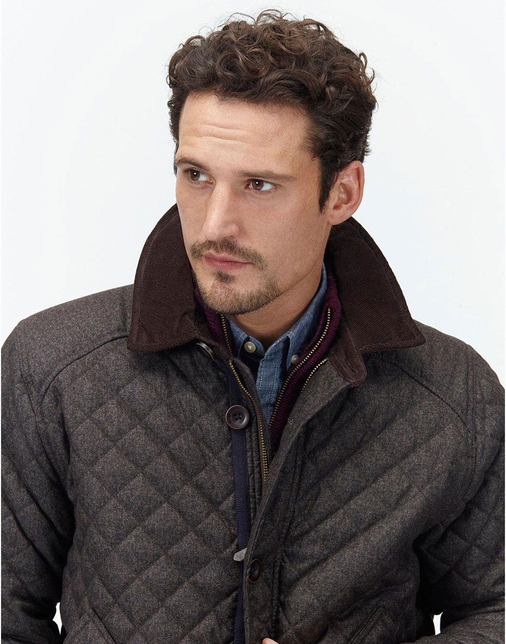 The Joules Journal | Designer's Picks: Men's Heritage : mens joules quilted jacket - Adamdwight.com
