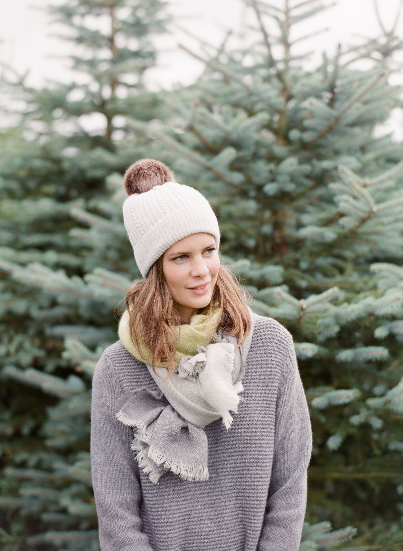 6 Ways To Wear An Oversized Scarf Joules