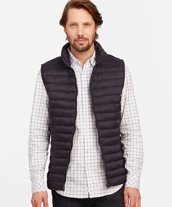 Formal gilet styling - men