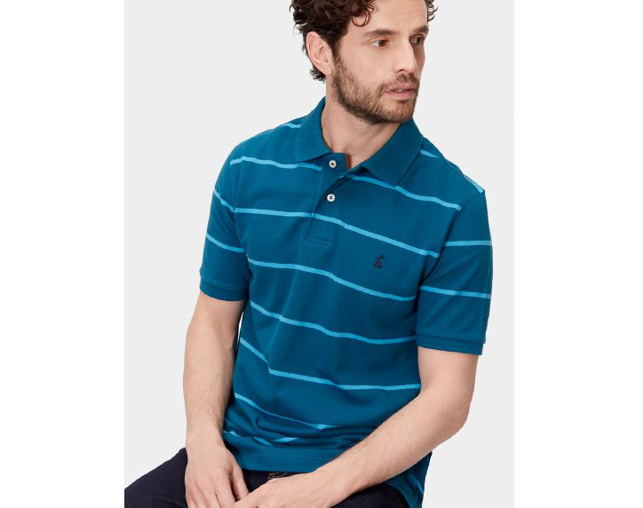 Beat the heat in style with a mens wear polo shirt