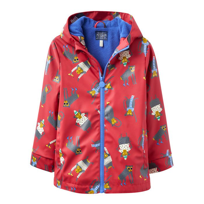 Joules Back to school raincoats