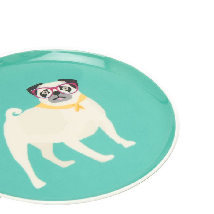 barking side plate perfect for lunch