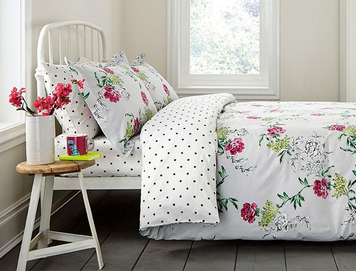 Joules Buckingham Print bedding