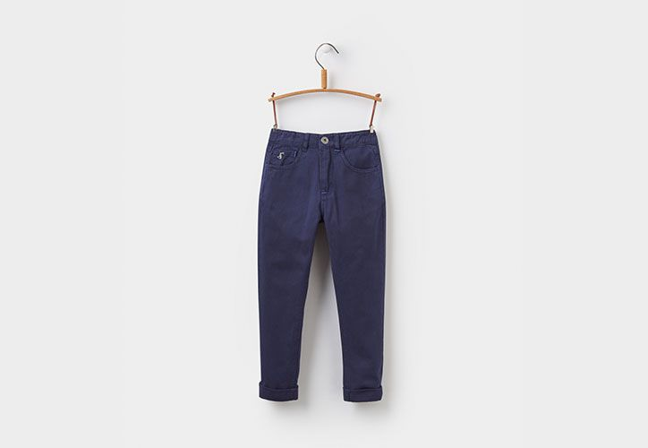 joules french navy denim jeans for boys