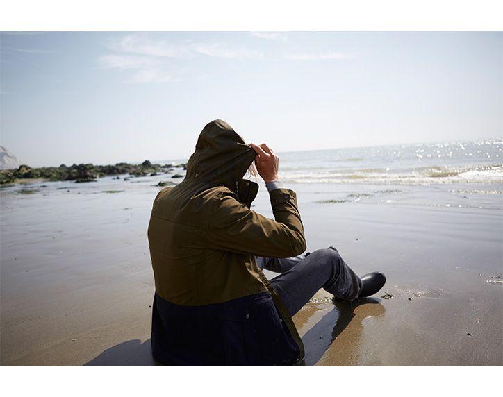 joules waterproof men's breakwater jacket
