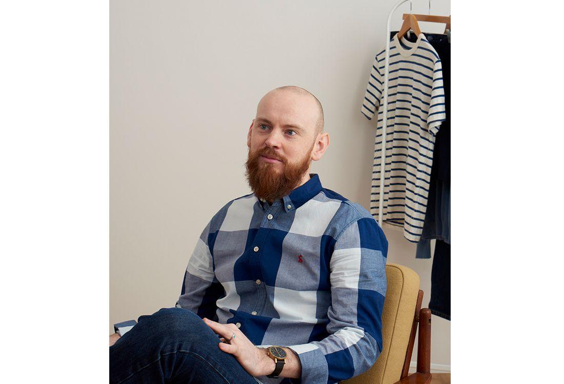 Tim Ellis: Senior Menswear Designer