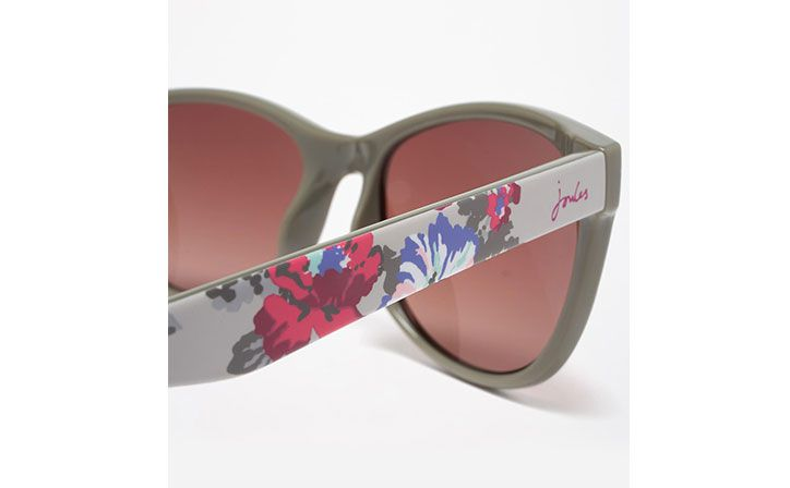 joules sunglasses with print