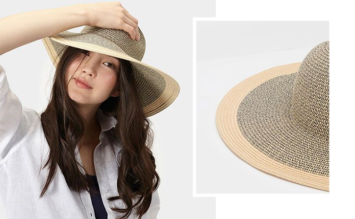 joules sun hat perfect summer holiday accessory for the beach