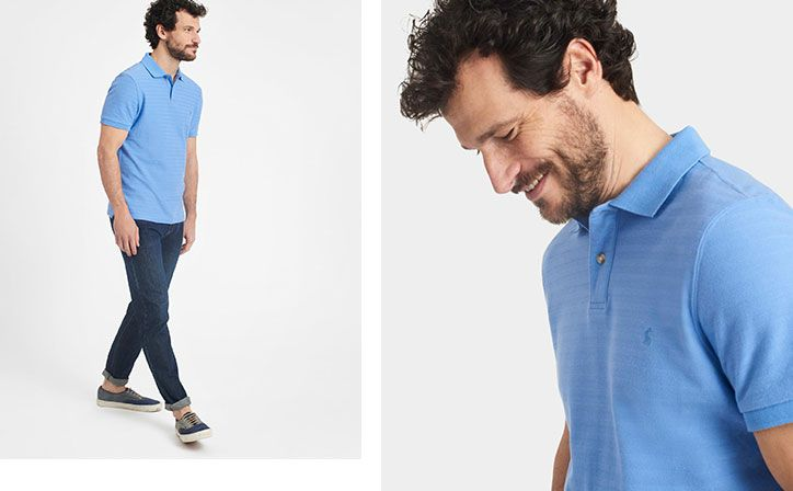 joules herring slim fit polo shirts