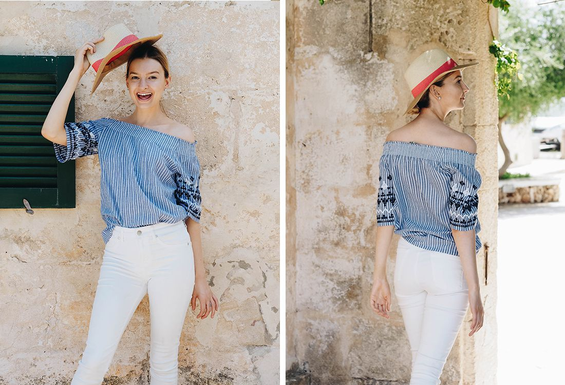 Coco's Tea Party shows us her holiday outfitting and styling tips