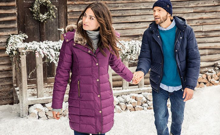 Our winter coats are designed to not only stand the test of time but to do so in the utmost style.