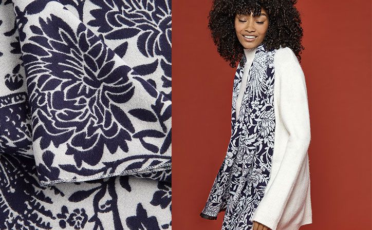 Our current womenswear collection was designed to reflect this most special of seasons.