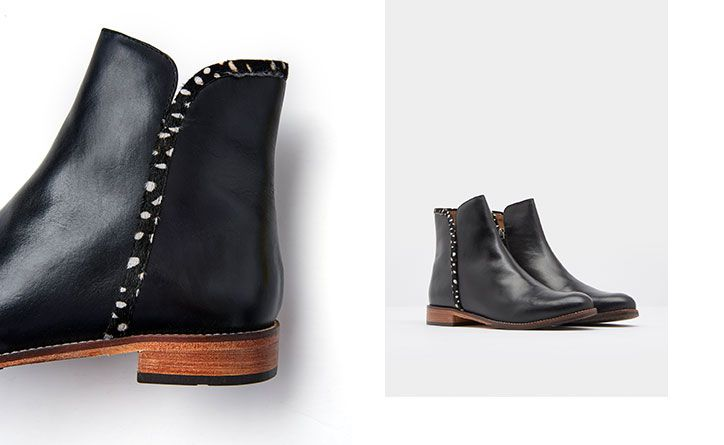 We couldn't help adding our own little Joules twist, which has proved to be so popular that we've added to our range of women's and men's Chelsea boots to include our own winter boots and biker boots styles.