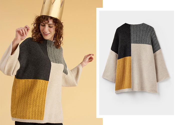 Crisp scenery and bite in the air – knitwear season has started.