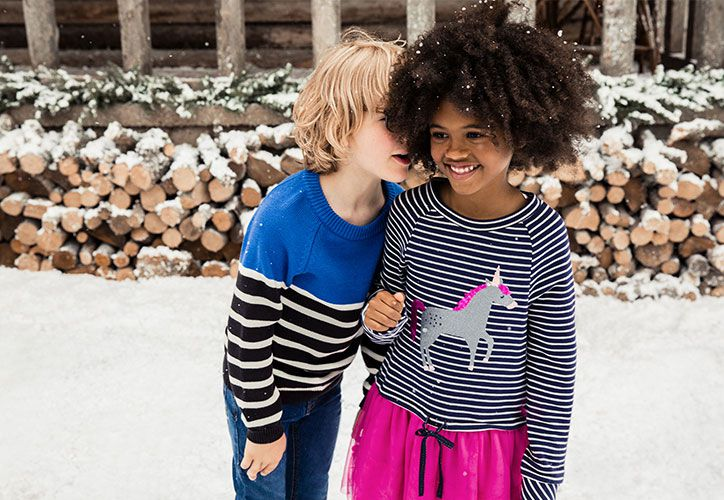 From girl's dresses and extra-special party dresses to boy's shirts he'll be happy to wear, we're confident that this season's range of children's party wear will have every little party goer covered.
