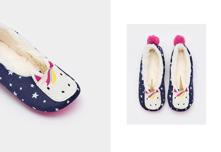 Slippers are one of life's little pleasures. As is fitting, we put a lot of thought into our slippers. Here are a few of our current favourites.