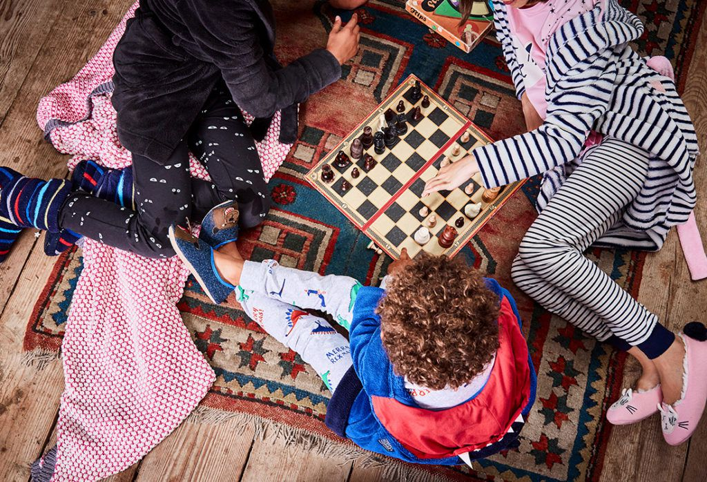 Top 5 family games to play this Christmas