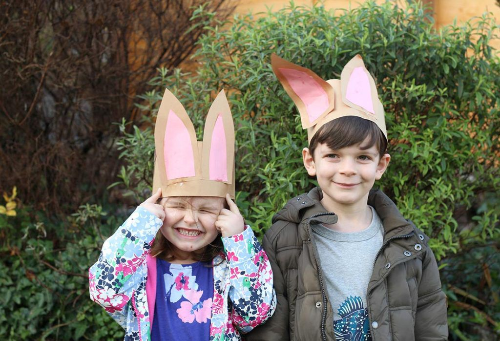 Peter Rabbit crafts and activities for kids