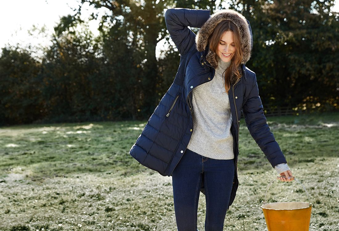 joules women's cold weather outerwear collection