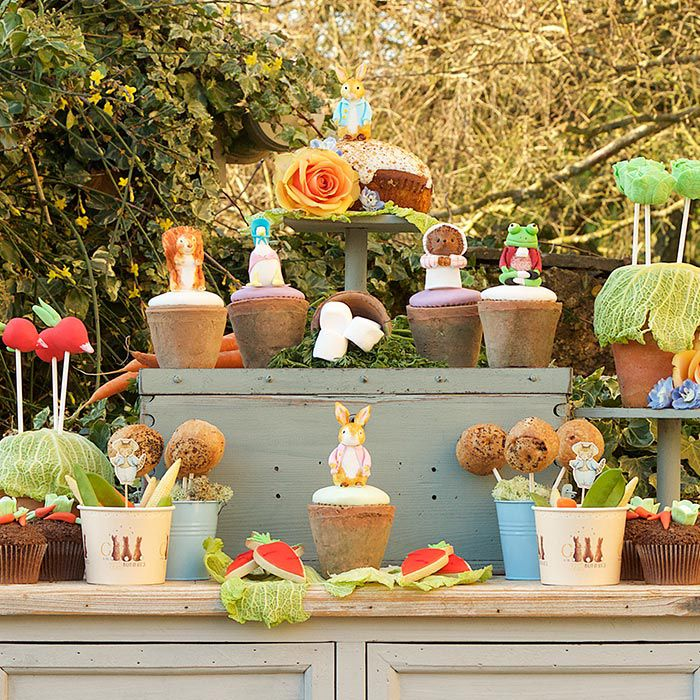 We asked our dear friend and wonderful lifestyle blogger, Lucy from Capture by Lucy, to relive her childhood and show us how to host your own Peter Rabbit party
