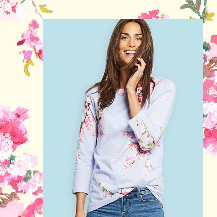 spring blossom print collection