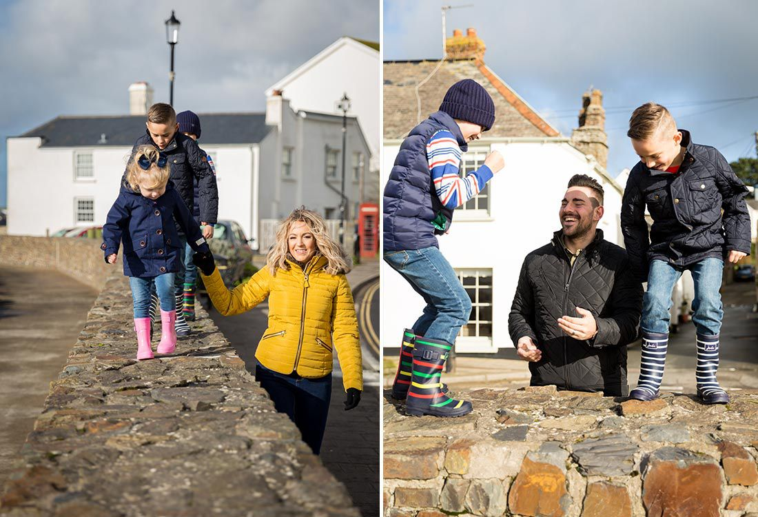 The best family welly walks across the UK this half term