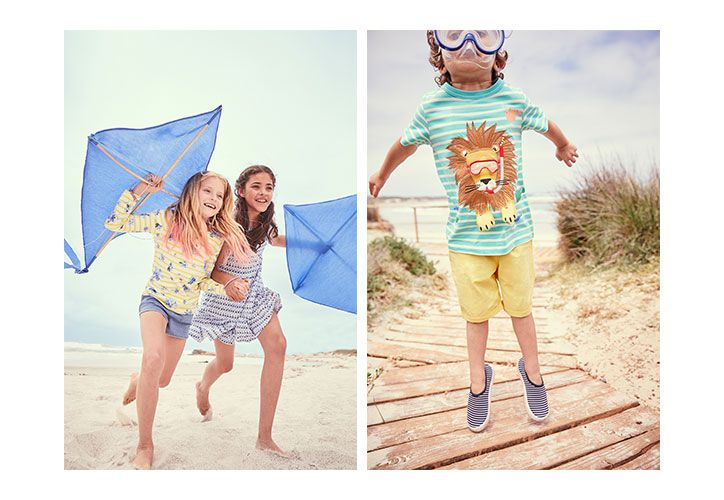 Say hello to the Spring collection - the introduction to our new campaign for warmer days and getaways