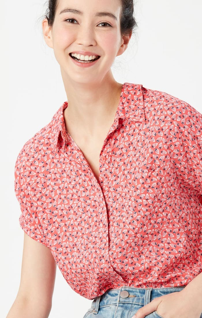 Shirt Strawberry (1)