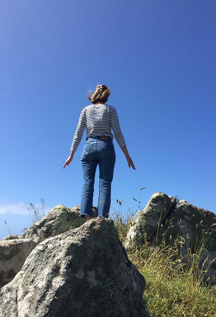 Stood on Rocks