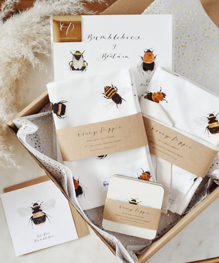 Large Busy Bee Gift Box