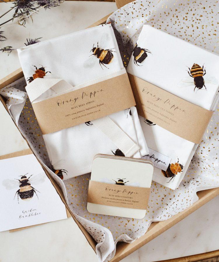 Medium Busy Bee Gift Box