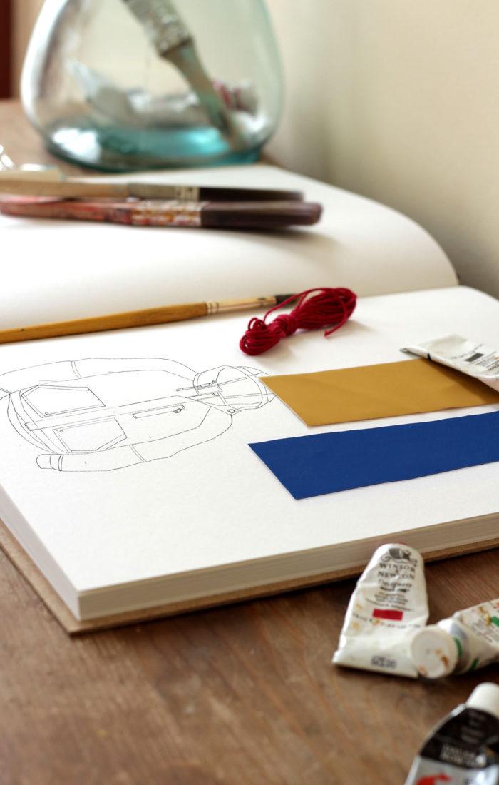 RAR drawing