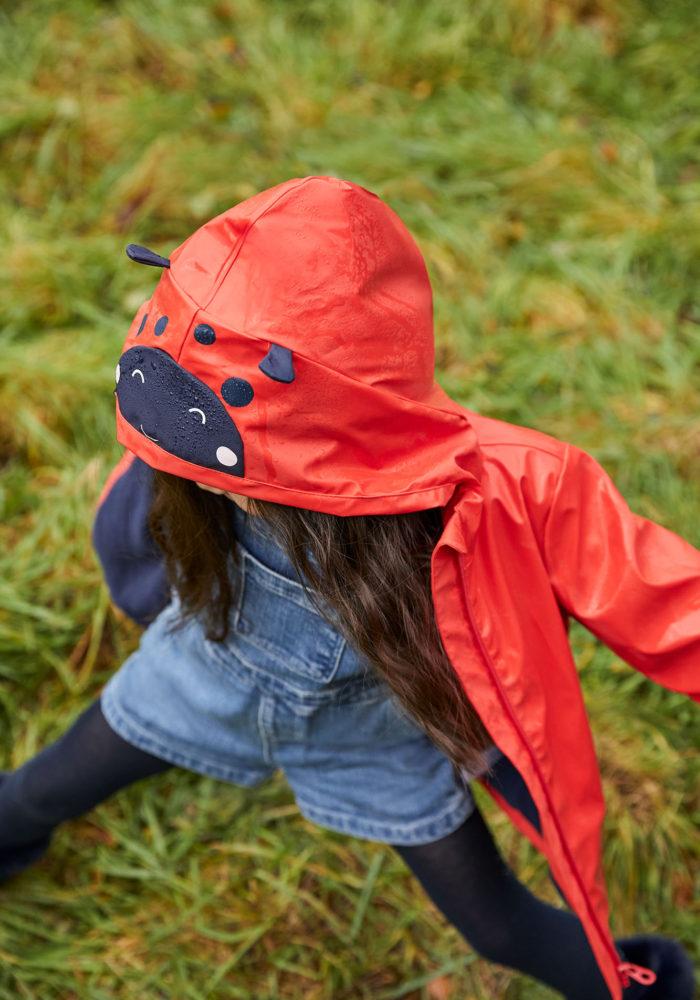 ladybird coat