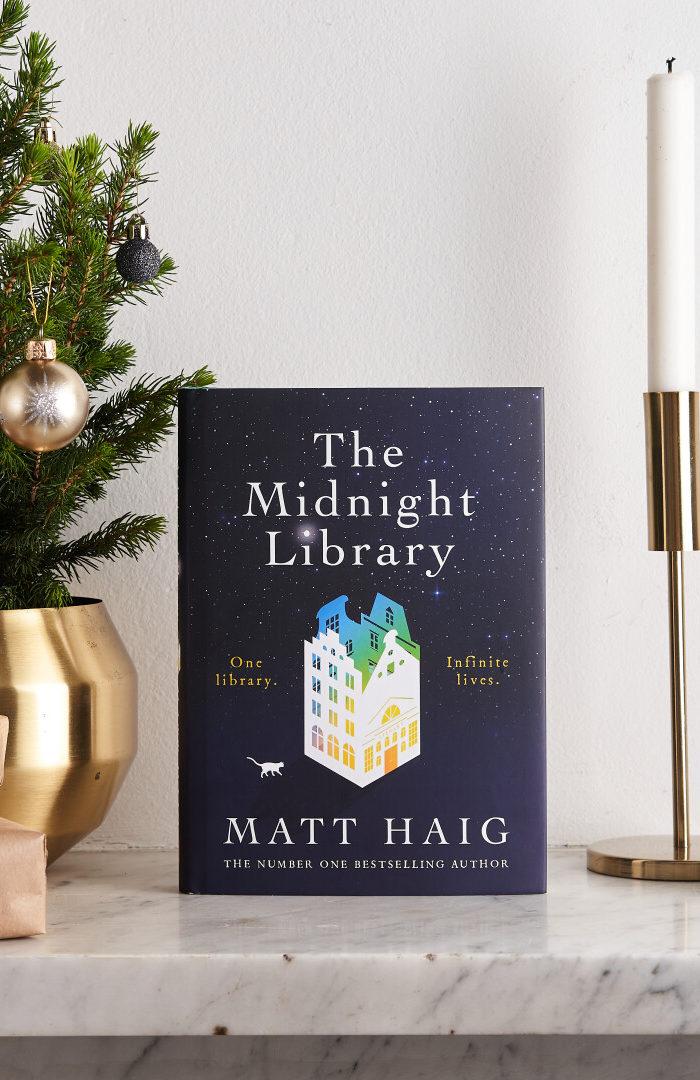 midnight library christmas