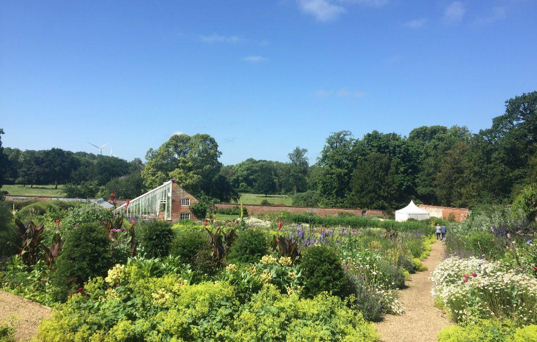 Kelmarsh Gardens